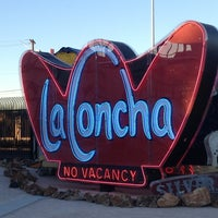 Photo taken at The Neon Museum by Dk C. on 1/20/2013