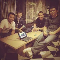 Photo taken at OWN Cafe by RoRy .. on 10/12/2012