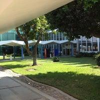 Photo taken at Acapulco International Airport (ACA) by Rodrigo U. on 12/24/2012