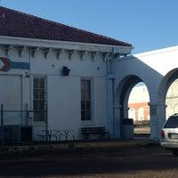 Photo taken at Orlando Train Station by Heath B. on 1/30/2013