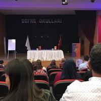 Photo taken at Defne Sağlık Koleji by Hasan❤️kıymet A. on 10/22/2017