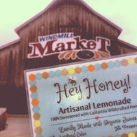 Photo taken at Windmill Market by Hey Honey! A. on 4/4/2013