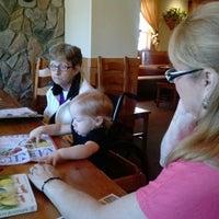 Photo taken at Olive Garden by Robert M. on 2/21/2014