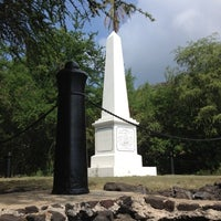 Photo taken at Captain Cook Monument by Arlen B. on 10/11/2012