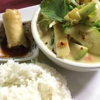 Photo taken at Taste of Thai by Arlen B. on 10/21/2014