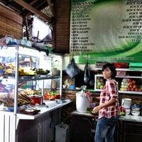 Photo taken at Saung Kajojo by Adhi R. on 10/30/2013