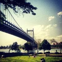 Photo taken at Astoria Park by Luiz H. on 5/16/2013