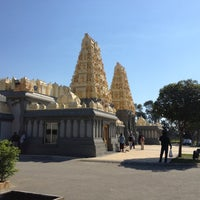 Photo taken at Shri Shiva Vishnu Temple by Shrenik B. on 4/6/2013