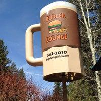 Photo taken at Burger Lounge by Susan P. on 5/1/2014
