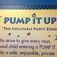 Photo taken at Pump It Up by Levy B. on 12/27/2012