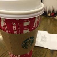 Photo taken at Starbucks by Grace L. on 11/27/2016