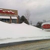 Photo taken at Tim Hortons by John C. on 1/11/2014