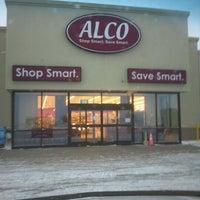 Photo taken at Shopko Hometown by Kyle B. on 1/11/2013