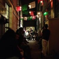 Photo taken at Zona Rosa Caffe by Austin G. on 10/5/2012