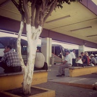 Photo taken at Terminal de Autobuses by Rafael M. on 3/18/2013