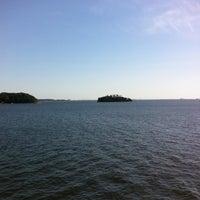 Photo taken at Lake Hamana by Takashi Y. on 10/5/2012