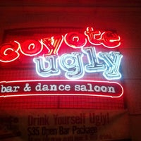 Photo taken at Coyote Ugly Saloon - Las Vegas by Gene D. on 1/13/2013