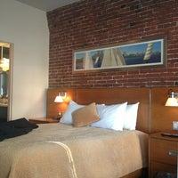 Photo taken at Harborside Inn by Magnus S. on 2/1/2013