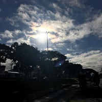 Photo taken at Estação Wenceslau Braz (Expresso BRT) by Eder Mendes O. on 7/19/2017