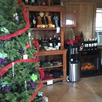 Photo taken at Sunce Winery by Loretta O. on 1/2/2017