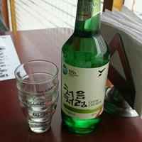 Photo taken at Huwon Restaurante Coreano by SERG G. on 7/1/2015