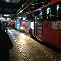 Photo taken at Seoul Station Transportation Center by Randy K. on 2/2/2013