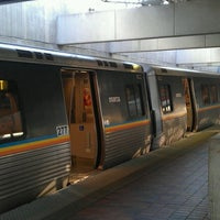 Photo taken at MARTA - Airport Station by Aaron C. on 11/21/2012
