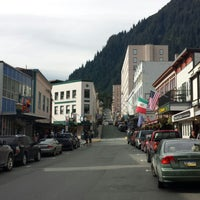Photo taken at City of Juneau by Aaron C. on 8/26/2013