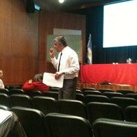 Photo taken at Facultad de Derecho Universidad Nacional de Rosario by Oscar G. on 9/19/2012