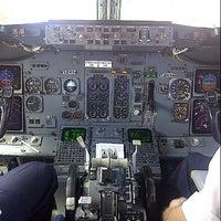 Photo taken at Cayman Airways Flight 832 by Maurys M. on 10/30/2012