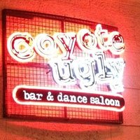 Photo taken at Coyote Ugly Saloon - Las Vegas by Katie R. on 10/8/2012