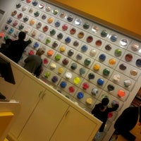 Photo taken at The LEGO Store by Ahmed S. on 11/12/2012