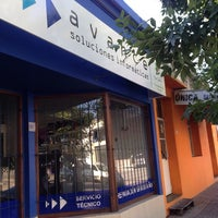 Photo taken at AVANCE Soluciones Informáticas Suc. Colonia by German F. on 2/8/2014