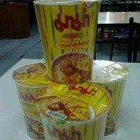 Photo taken at ร้านสุขภาพ อาหารเจ by Kim S. on 10/2/2012