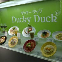 Photo taken at ダッキーダック ルミネエスト新宿店 by Christopher K. on 10/10/2012