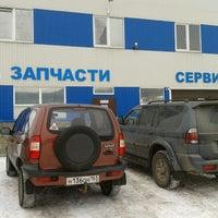 Photo taken at СТО в Морквашах. by Юрий С. on 2/6/2013