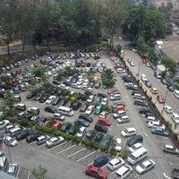 Photo taken at Parking Wisma Persekutuan Seremban by Hairol B. on 10/1/2012