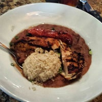 Photo taken at Zea Rotisserie & Grill by Bob F. on 10/3/2014