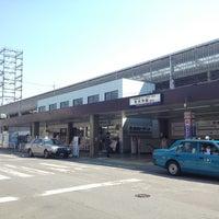 Photo taken at Wakoshi Station by Atibot T. on 4/22/2013