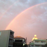 7/11/2014にAtibot T.が東京都水道局 大谷口給水塔で撮った写真