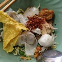 Photo taken at เมืองทองเย็นตาโฟ by ning_friday on 12/30/2012