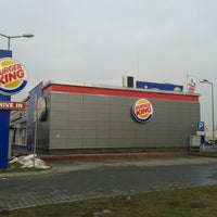 Снимок сделан в Burger King пользователем Tomasz S. 2/27/2013