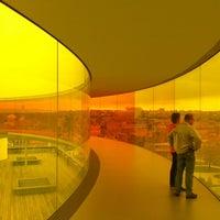 Photo taken at ARoS Aarhus Kunstmuseum by Alper Ö. on 5/19/2013