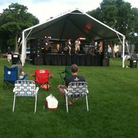 Photo taken at Central Park Raspberry Days Family Day by Jessey H. on 7/21/2013