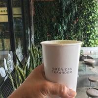 Das Foto wurde bei American Tea Room von @carolineadobo am 6/10/2017 aufgenommen