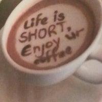 Photo taken at Port of Mocha Coffee House by Berna C. on 12/30/2012