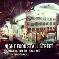Photo taken at Night Food Stall Street by Shine T. on 2/22/2013