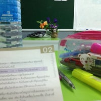 Photo taken at 405 IEP'S ROOM [612] by Kan K. on 5/14/2015