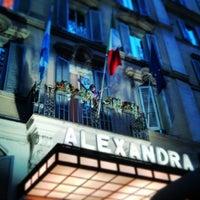 Foto scattata a Hotel Alexandra da Paul B. il 10/18/2013