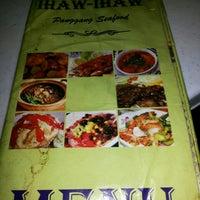 Photo taken at IHAW-IHAW Panggang Seafood by marry f. on 5/30/2013